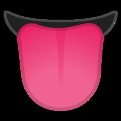 Emoji Lidah Google