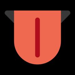 Emoji Lidah Microsoft