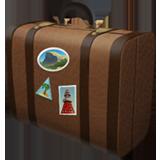 Emoji Bagasi Apple