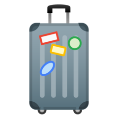 Emoji Bagasi Google