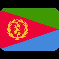 √ Arti Emoji 🇪🇷 Bendera: Eritrea (Flag: Eritrea) - Emojipedia