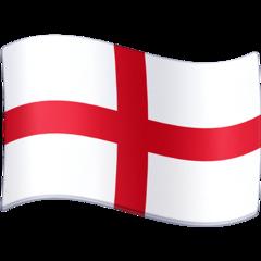 Emoji Bendera Inggris Facebook