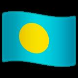 Emoji Bendera Palau WhatsApp