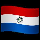 Emoji Bendera Paraguay WhatsApp