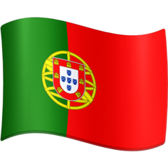 Emoji Bendera Portugal Facebook