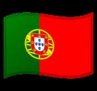 Emoji Bendera Portugal Google