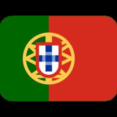 Emoji Bendera Portugal Twitter