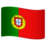 Emoji Bendera Portugal WhatsApp