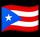 Emoji Bendera Puerto Rico Google