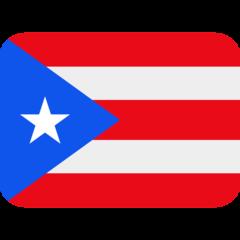 Emoji Bendera Puerto Rico Twitter