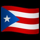 Emoji Bendera Puerto Rico WhatsApp