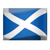 Emoji Bendera Skotlandia Apple