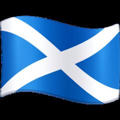 Emoji Bendera Skotlandia Facebook