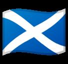 Emoji Bendera Skotlandia Google