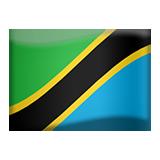 Emoji Bendera Tanzania Apple