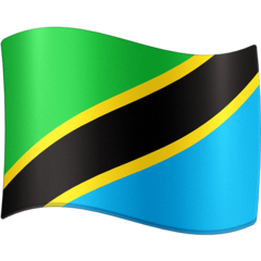 Emoji Bendera Tanzania Facebook