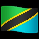 Emoji Bendera Tanzania WhatsApp