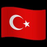 Emoji Bendera Turki WhatsApp