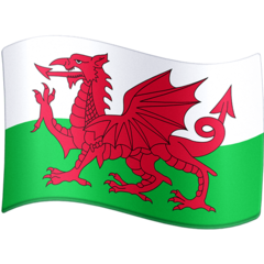 Emoji Bendera Wales Facebook