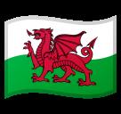 Emoji Bendera Wales Google