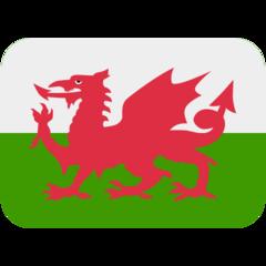 Emoji Bendera Wales Twitter