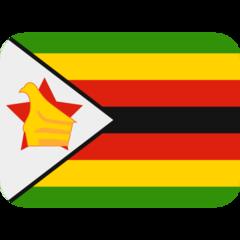 Emoji Bendera Zimbabwe Twitter