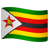 Emoji Bendera Zimbabwe WhatsApp