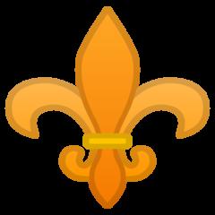 Emoji Fleur De Lis Google