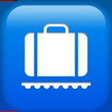 Emoji Klaim Bagasi Apple