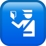 Emoji Kontrol Paspor Apple