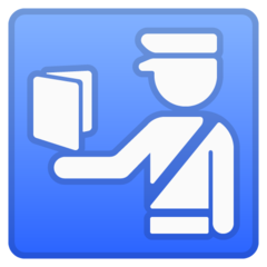Emoji Kontrol Paspor Google
