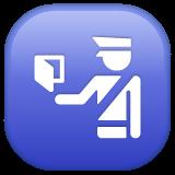 Emoji Kontrol Paspor WhatsApp