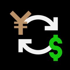 Emoji Pertukaran Mata Uang Microsoft