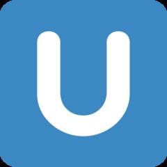 Emoji Simbol Indikator Regional Huruf U Twitter