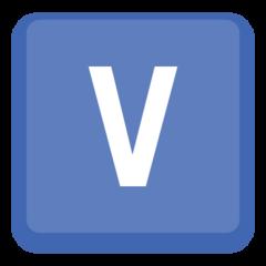 Emoji Simbol Indikator Regional Huruf V Facebook