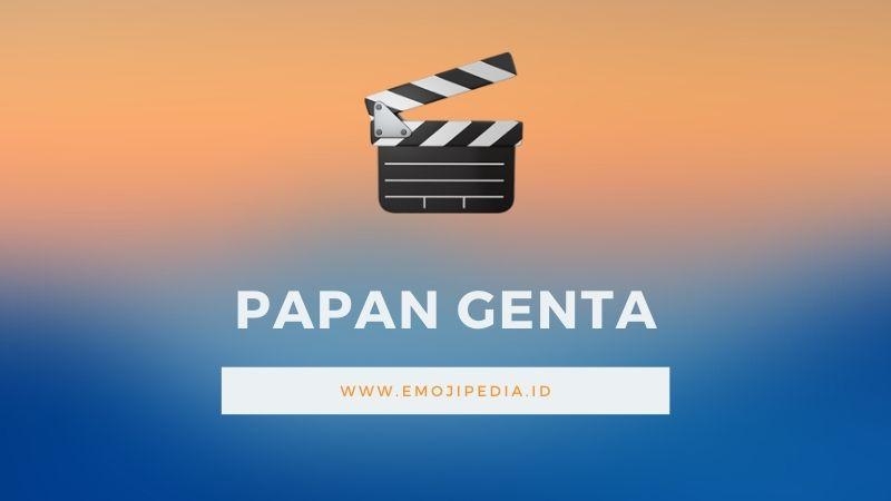 Arti Emoji Papan Genta by Emojipedia.ID