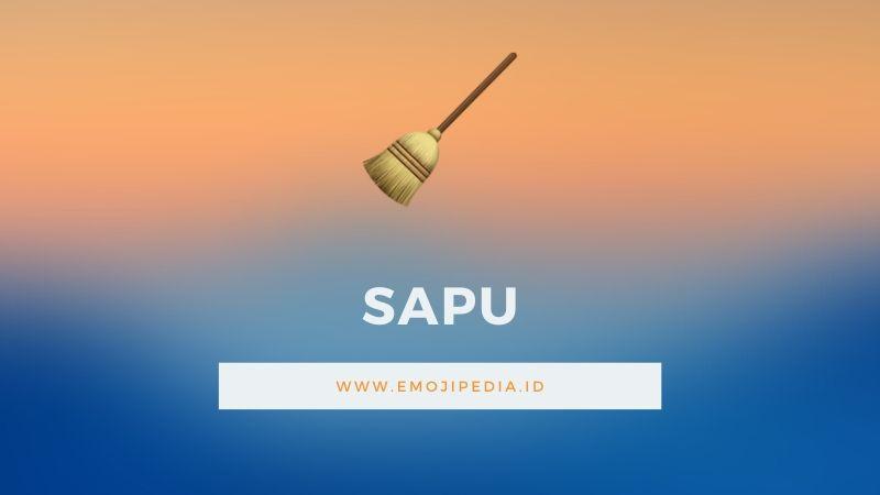 Arti Emoji Sapu by Emojipedia.ID