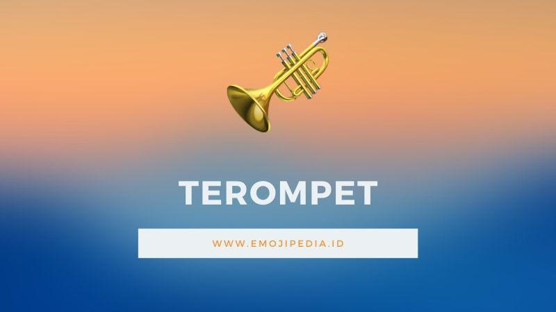 Arti Emoji Terompet by Emojipedia.ID