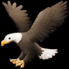 Emoji Burung Elang Facebook