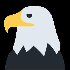 Emoji Burung Elang Twitter