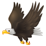 Emoji Burung Elang WhatsApp