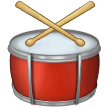 Emoji Drum Samsung