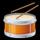 Emoji Drum WhatsApp