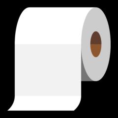 Emoji Gulungan Kertas Microsoft