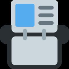 Emoji Indeks Kartu Twitter