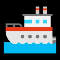 Emoji Kapal Microsoft