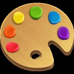 Emoji Palet Seniman Facebook