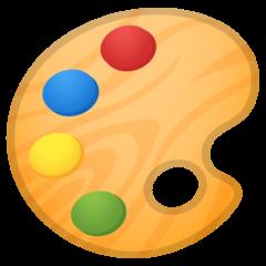 Emoji Palet Seniman Google
