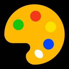 Emoji Palet Seniman Microsoft