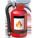 Emoji Pemadam Api Apple